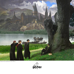 Harry Potter Artwork Harry Potter Artwork Taunting Snape